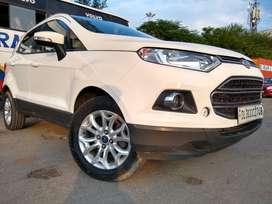 Ford Ecosport 1.5 Diesel Titanium Plus, 2014, Petrol