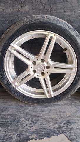 Alloy wheels and tyres for sale