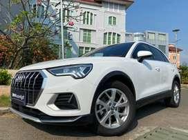 Audi Q3 TFSI 2020 White Km1000 Speedo Digital ATPM Wrnty3Thn #AUTOHIGH