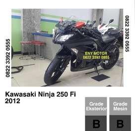 Kawasaki Ninja 250 Fi 2012