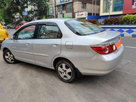 Honda City ZX Petrol Well Maintained