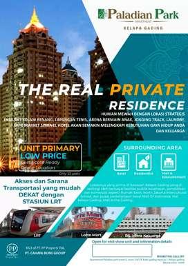 Paladian Park the Real Private Residence hunian dan investasi terbaik