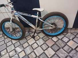 Negotiable Imported fat bike 21 gears