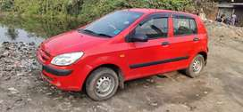 2008 Hyundai get petrol 60000 Kms tax fail