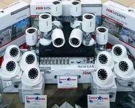 Paket kamera Cctv lengkap dengan pemasangan area Ciemas Sukabumi