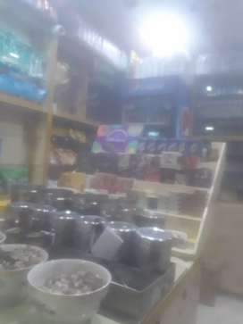 Shop near bus stand area