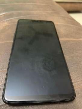 OnePlus 6 128gb mirror Black