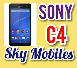 SONY C4 good mobile in excellent condition,  SKY MOBILES,  COIMBATORE
