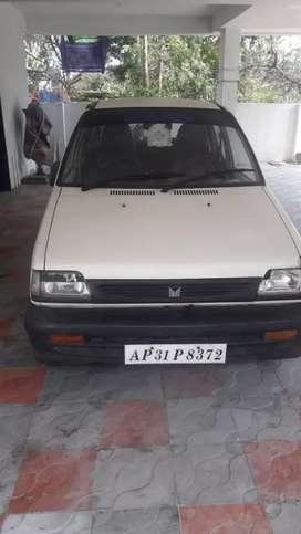 Maruti 800fl for sale