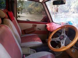 Mobil kijang Komando 89