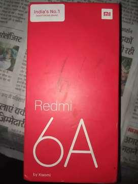 Redmi 6A golden colour