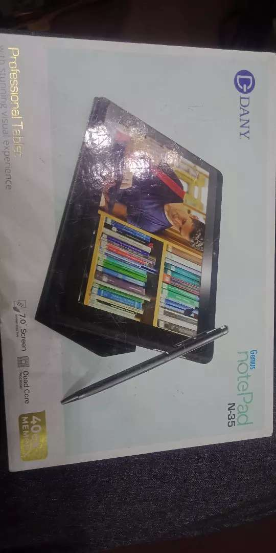 dany notepad n-35