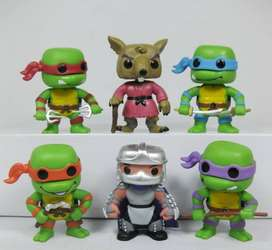 Figure Ninja Turtle TMNT ( 6pcs )