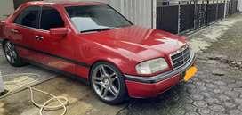 Mercedes Benz C200 M/T 1996