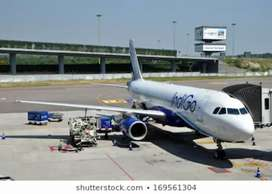 Urgent hiring manager and Supervisor in Indigo Airlines