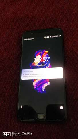 OnePlus 5 2 nd half years phone good cera nd processor