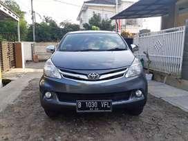 Toyota Avanza G 2012 MT