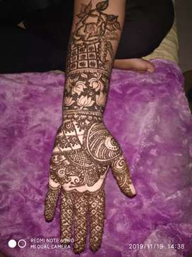 Mehendi designs for party's and ceremony