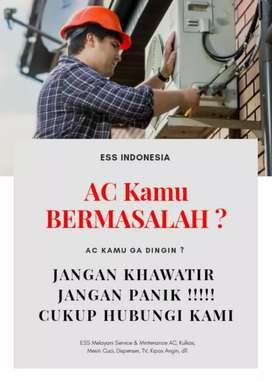 Cuci AC Isi Freon AC Bongkar Pasang AC Service AC Service Kulkas