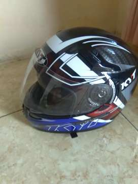 helm fullface k2 rider