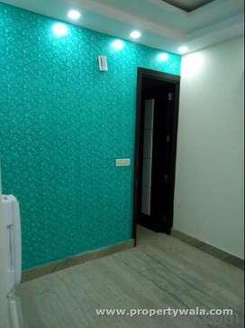 3bhk floor in uttam nagar west with home loan facility 80% loan
