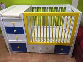 Baby Box lucu, dari bahan kayu