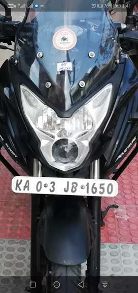 Bajaj pulsar As 150cc 2015 End Excellent condition up to date docume