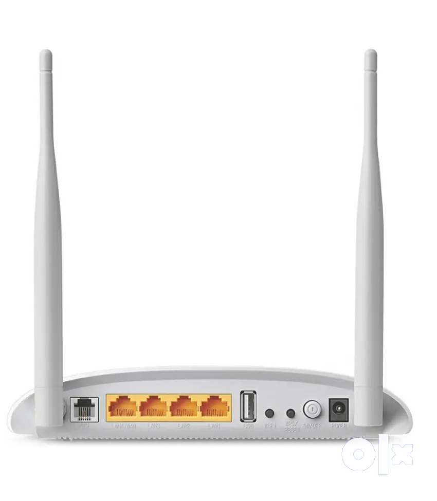 TP-Link TD-W9970 Router with USB ( 3months old) with 3 years warranty 0