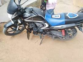 110 cc bike with A 1 condition
