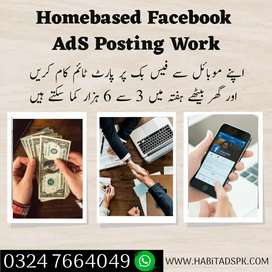Earn at home  by data entry work
