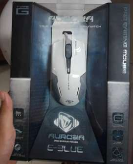 Mouse Gaming Gamers Auroza E-Blue Tipe-G Pro