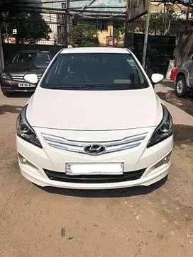 Hyundai Fluidic Verna 1.6 CRDi SX, 2016, Diesel