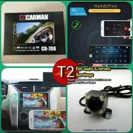 Termurah 2din android link 7inc+camera hd
