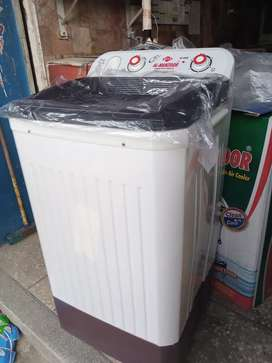 New dryer with big tub