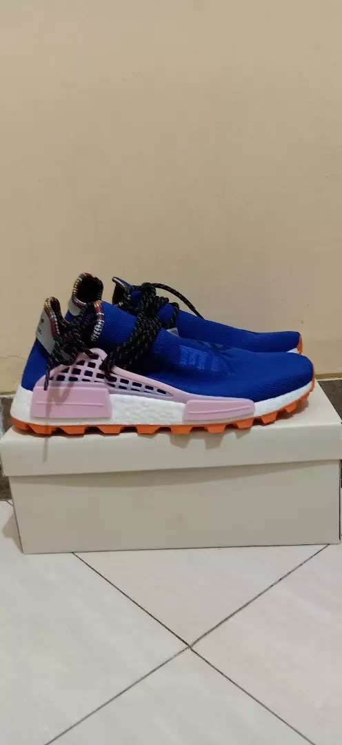 Adidas NMD Hu Pack Blue Pharrell Williams 0
