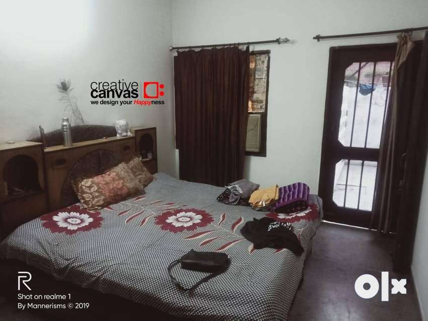 Sector 61 CHB Flats: 2BHK Furnished & Fully Independent. 0