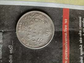 Antic 1904 silver Coin