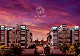 Clear title 2 BHK Flats available