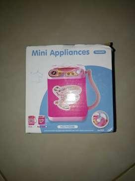 Dijual mini appliances washing machine