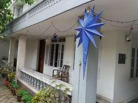 House for Rent @ Tripunithura near Govt Boys High School.