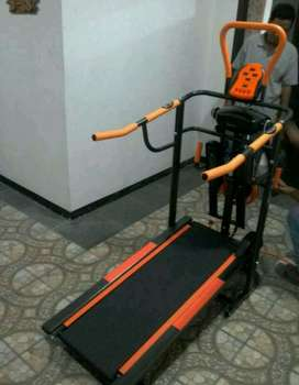 dijual treadmil manual murah