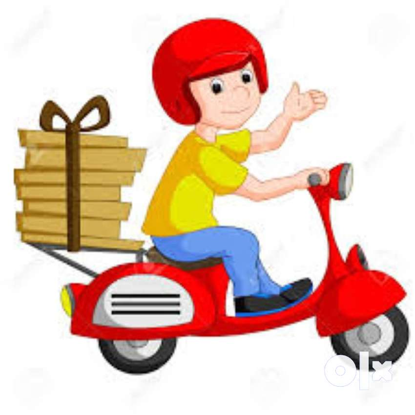 YOUNG AND ENERGETIC DELIVERY BOYS REQ 0