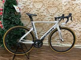 Sepeda Roadbike - Road bike Merida Reacto Aero - Pinarello giant trek