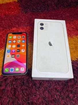 Iphone 11 mulus istimewa 64GB garansi IBOX panjang