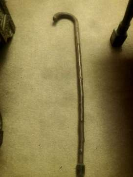 Vintage Cane walking stick bohat haalki weight and solid