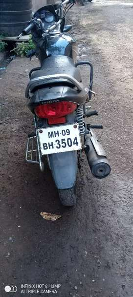 Welcondition shine bike sell urgently,need for money