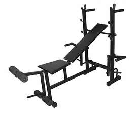 Home Gym 8 in 1 multi bench