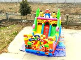 jual rumah balon murah odong odong kereta mini
