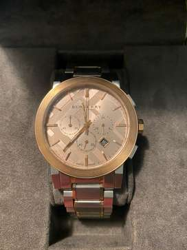 Original Burberry Watch (used 3 months)