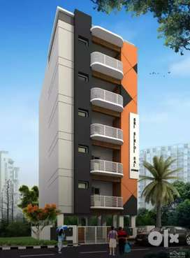 VERY LOWEST PRICE 41.85LAC NEWLY CONSTRUCTION 3BHK FLAT AT VIJAYAWADA